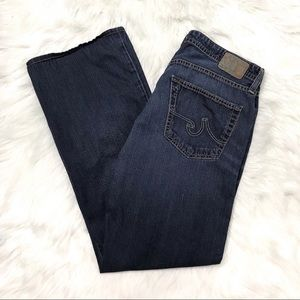 AG Adriano Goldschmeid Hero Relaxed Jeans 33 x 34